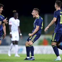 Dinamo slavi (Foto: Igor Kralj/PIXSELL)