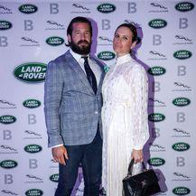 Kristina Bradač i Miro Radić (Foto: Igor Kralj/PIXSELL)