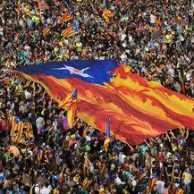 Veliki prosvjed u Barceloni, sukobi s policijom (Foto: AFP) - 5