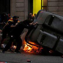 Veliki prosvjed u Barceloni, sukobi s policijom (Foto: AFP) - 6