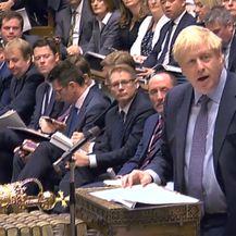 Rasprava o Brexitu, Boris Johnson (Foto: AFP)