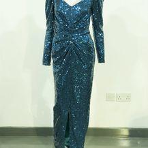 Legendarna plava haljina dizajnerice Catherine Walker