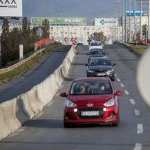 Nova regulacija prometa na remetinečkom rotoru (Foto: Igor Kralj/PIXSELL)