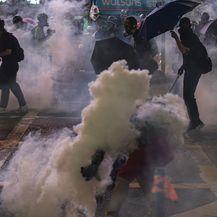Nasilje u Hong Kongu (Foto: AFP)