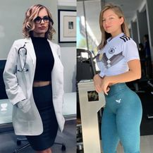 Djevojke u uniformi (Foto: Instagram) - 27