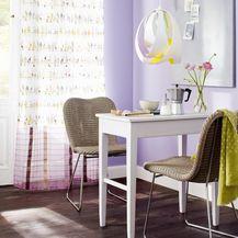 Ideje za uređenje doma u ljubičastim tonovima - 7