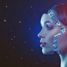Robot s ljudskim licem (Ilustracija: Getty)