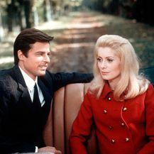 Jean Sorel i Catherine Deneuve u filmu \'Ljepotica dana\'