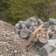 Bačve s opasnim otpadom (Foto: Dnevnik.hr) - 2