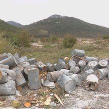 Bačve s opasnim otpadom (Foto: Dnevnik.hr) - 3