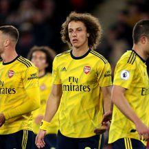 Igrači Arsenala (Foto: Richard Sellers/Press Association/PIXSELL)