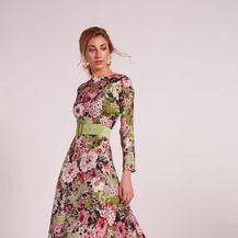 Kraljica Letizia nosi haljinu španjolske dizajnerice Matilde Cano iz kolekcije za ljeto 2020. godine