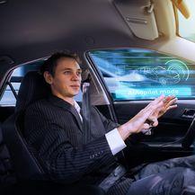 Autonomna vožnja (Ilustracija: Getty)