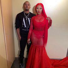 Nicki Minaj i Kenneth Petty (Foto: Instagram)