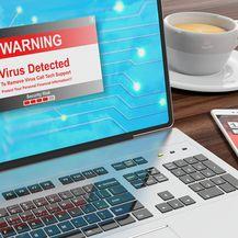 Malware i virusi na računalu (Ilustracija: Getty)