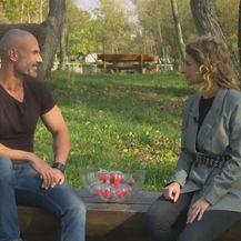 Davor Garić i Dijana Kardum (Foto: Dnevnik.hr)