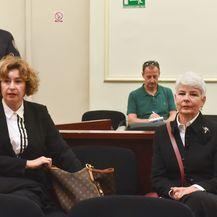 Jadranka Kosor svjedočila na suđenju Sanaderu (Foto: Davorin Visnjic/PIXSELL) - 3