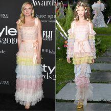 Kirsten Dunst u haljini modne kuće Rodarte