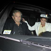 Cameron i Michael Douglas (Foto: Profimedia)