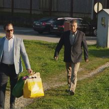 Damir Škaro na slobodi (Foto: Dnevnik.hr)