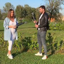 Jelena Perić i Igor Bubnjić (Foto: Instagram)