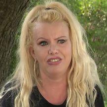 Damianova supruga (Foto: Screenshot Nova TV)