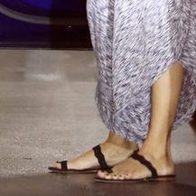 Eva Longoria u dugačkom kombinezonu i natikačama - 1