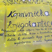 Knjigokantice u Koprivnici