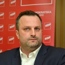 Vedran Babić (Foto: Damir Spehar/PIXSELL)