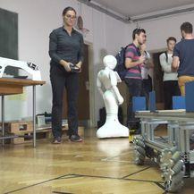 FER-ov Centar za umjetnu inteligenciju (Foto: Dnevnik.hr) - 2