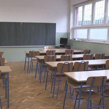 Prazna učionica/Ilustracija (Foto: Dnevnik.hr) - 2