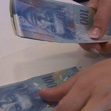 Švicarski franak (Foto: Dnevnik.hr) - 1