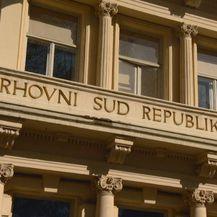 Vrhovni sud Republike Hrvatske (Foto: Dnevnik.hr)