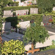 Groblje (Foto: Dnevnik.hr)