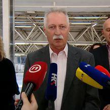 Sindikati prosvjetara (Foto: Dnevnik.hr)