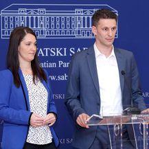 Petrov iznio prijedlog za veće plaće zaposlenim roditeljima (Foto: Patrik Macek/PIXSELL) - 2
