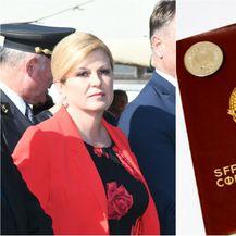 Kolinda Grabar-Kitarović/putovnica (Foto: Pixsell,Nikola Cutuk/Getty)