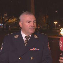 Nikola Milina za Dnevnik Nove TV (Foto: Dnevnik.hr)