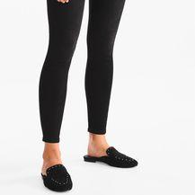 Crne skinny hlače iz trgovina 2019. - 1