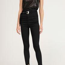 Crne skinny hlače iz trgovina 2019. - 4