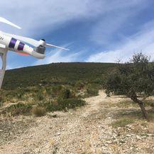Dron traži odbjeglog bika (Foto: Dnevnik.hr) - 3