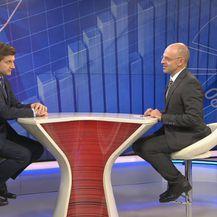 Zdravko Marić i Mislav Bago (Foto: Dnevnik.hr)
