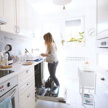Očistite štednjak i radnu plohu