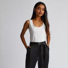 Crne hlače do veličine XXL - 8