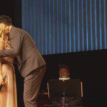Petar i Danijela na pozornici (Foto: Dnevnik.hr)
