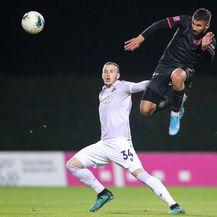 Gorica - Hajduk (Foto: Goran Stanzl/PIXSELL)