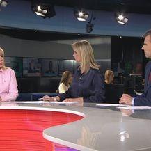 Ivana Petrović u Dnevniku Nove TV (Foto: Dnevnik.hr)
