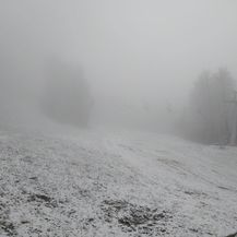 Prvi snijeg na Sljemenu (Foto: Facebook/Skijalište Sljeme) - 1