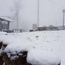 Prvi snijeg na Sljemenu (Foto: Facebook/Skijalište Sljeme) - 3