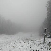 Prvi snijeg na Sljemenu (Foto: Facebook/Skijalište Sljeme) - 4